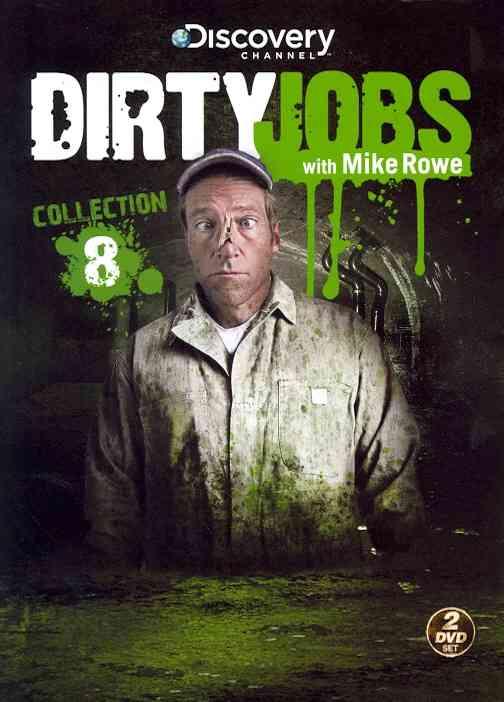 DIRTY JOBS:TOUGHEST JOBS BY DIRTY JOBS (DVD)